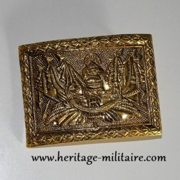 Belt buckle Général First Empire