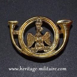 Insigne Cor de chasse avec Aigle 1er Empire