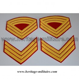 "USMC Union ""marines"" or zouaves chevrons"