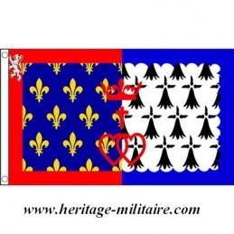 Drapeau de Pays de la Loire