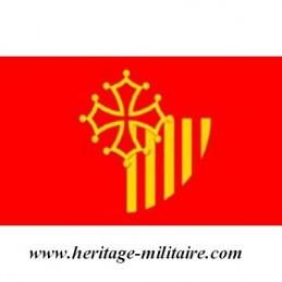 Drapeau du Languedoc Roussillon