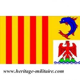 Flag of Provence Alpes Cote d'Azur
