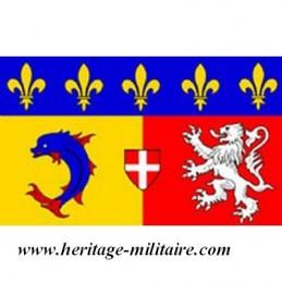 Flag of Rhones Alpes