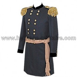 Officer Frock Coat General Union
