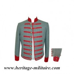 """Shell jacket """"11th and 17th Mississippi Infantry"""""""