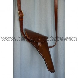 Holster and strap officer Zulu War 1871