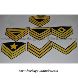 Union cavalry chevrons