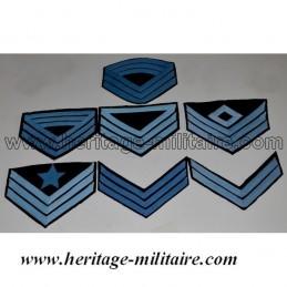 Chevrons d'infanterie de l'Union