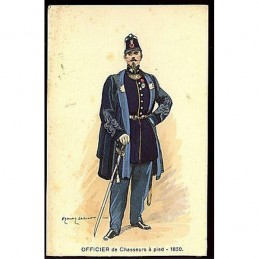 Caban d'Officier 2nd Empire