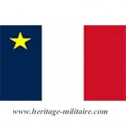 Acadia flag