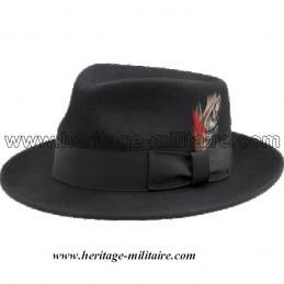 """Chapeau """"The Gangster"""""""