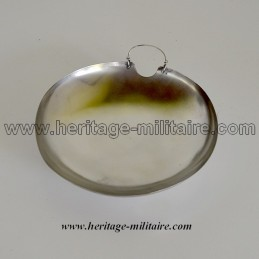 Bowl half canteen with a ring,