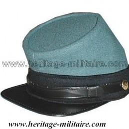 CS 1862 cap Infantry sky blue medl 1