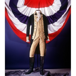 Uniform of General George Washington in 1777