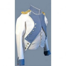 French officer jacket 1777