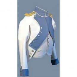 Officier Français 1777