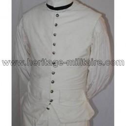 Civilian vest XVIII century