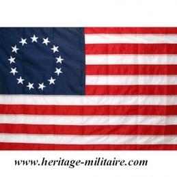 """Drapeau Betsy Ross """"1777"""""""