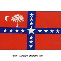 Drapeau South of Carolina Sovereignty