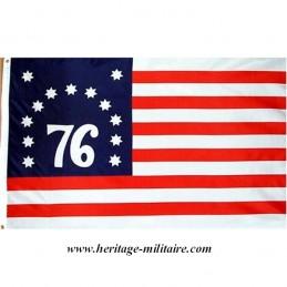 "Continental Colours USA  flag ""1777"""
