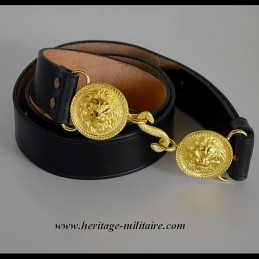Belt with Lion head