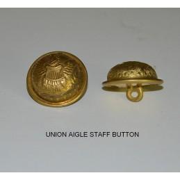 Boutons d'uniformes Civil War US et CS