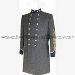 "Officer Frock Coat ""Lieutenant à Major"" CS"