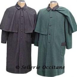 Manteau civil XIXe siècle
