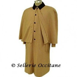 Great coat civil XIXe century