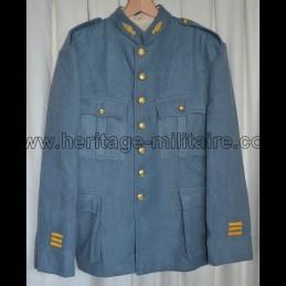 Jacket French officier captain infantry model 1916
