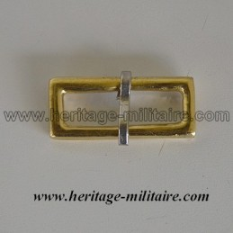 Buckles of adjustment and for straps of sword for light cavalry