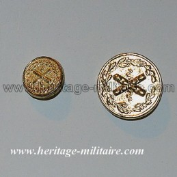 Button Maréchal Empire