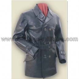 Germain leather jacket pilot WWI