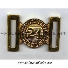 Buckle 24TH Foot Regiment Zulu war