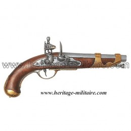 Napoleon pistol 1st Empire in 1805.