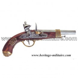 Napoleon officer pistol 1st Empire in 1805