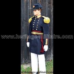 Set uniform officer full dress frockcoat USMC 1876 Union.