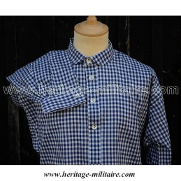 Shirt Blue plaid
