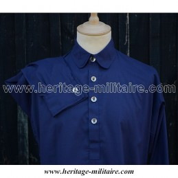 Shirt navy blue