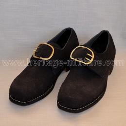 Chaussure époque Napoléoniènne