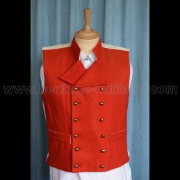 Civilian vest hussar Empire