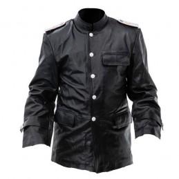 Germain leather jacket tank pilot WWII