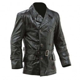 Germain leather great jacket pilot fighter mod 2 WWII