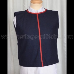 Civilian vest of Union Zouave