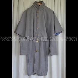 Manteau d'infanterie confédérée