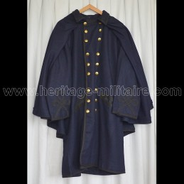 "Union officer great coat ""cloack coat"""