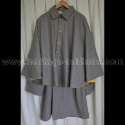 Manteau de cavalerie confédérée