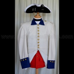Tenue complete Grenadier Français guerre de sept ans 1756 - 1763