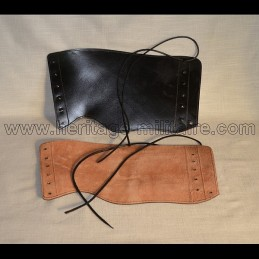 Leather Gaiters French army WW1