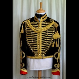 Tunic Colonel of the Zouaves France 1850-1880